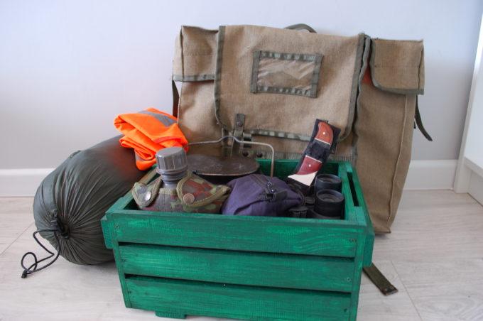 Bądź gotów! - prepare box