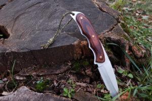 linka przy nożu