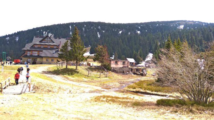 Wyjazd pod namiot góry Beskid Żywiecki